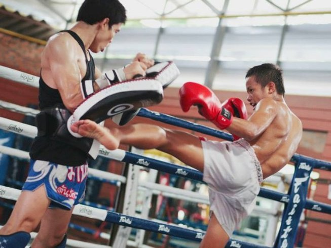 1 Month Study Muay Thai at Thailand Muay Thai School