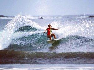 7 Days Rewarding Surf Camp Tamarindo, Costa Rica