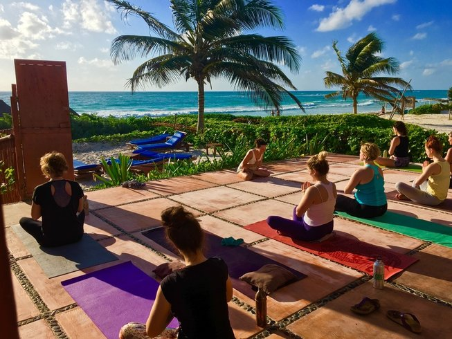 6 Days 5 Nights Farm to Table Detox and Yoga Retreat in Tulum, Mexico