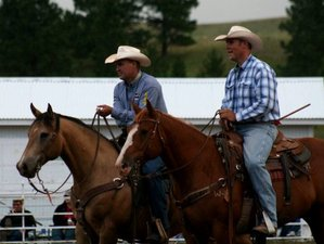 8 Day Horseback Riding and Authentic Ranch Vacation in Crook County, Wyoming