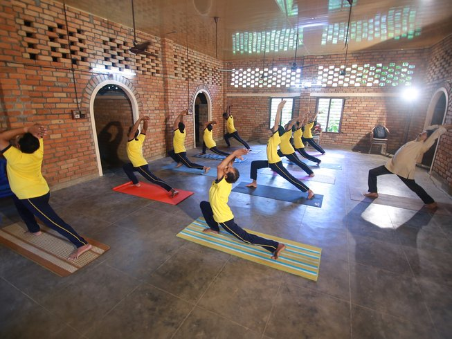 32 Days 200-Hour Yoga Teacher Training in Kerala, India