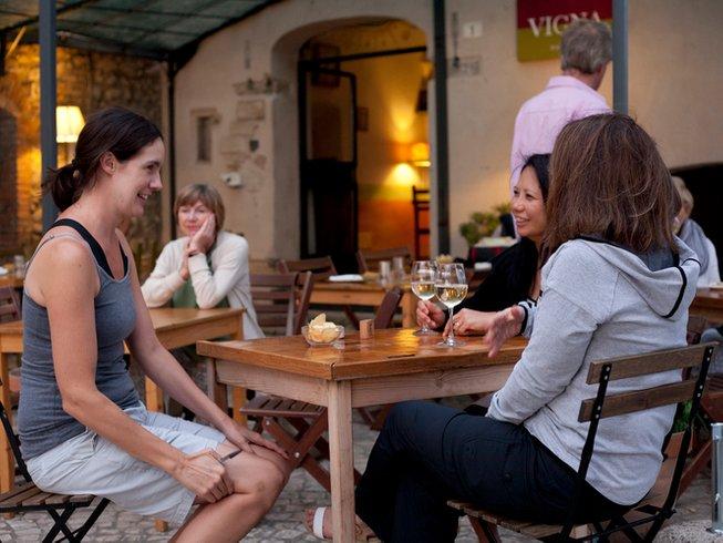 5 días viaje de lujo y retiro de yoga en Casperia, Italia