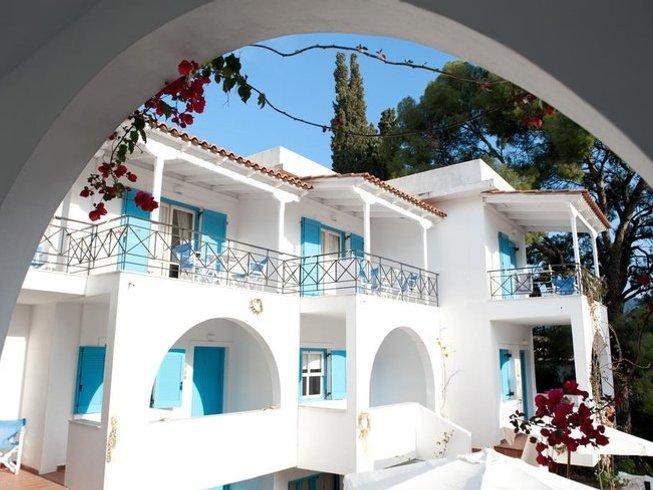 5-Daagse Yoga Vakantie aan Zee op Poros, Griekenland