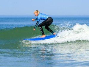 4 Days Taster Feral Surf Camp in Gironde, France