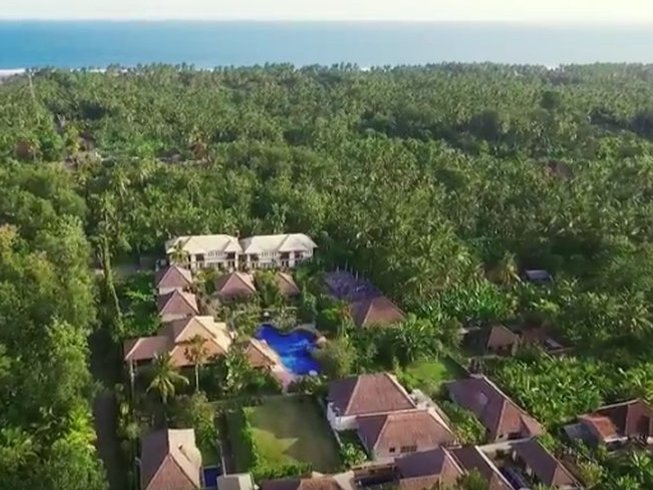 6 Days Experienced Surf Camp for Two in Yeh Kuning, Negara, Indonesia