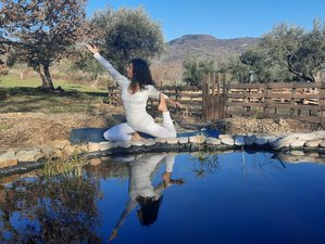 4 Day Eco Yoga Retreat with Permaculture in Palmoli, Abruzzo