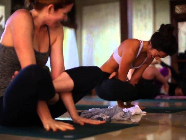 8 jours en stage de yoga ashtanga vinyasa et yin yoga à Bali, Indonésie