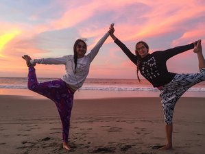 5 Day Women's Yoga and Surf Camp in Ñuro, Northern Peru