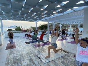 5 Day Women Wellness, Movement, Improvisation and Yoga Retreat in Stunning  Levrossos Beach, Amorgos
