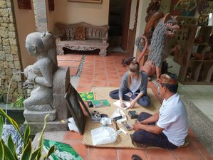 3 Day Painting and Yoga Retreat in Ubud, Bali