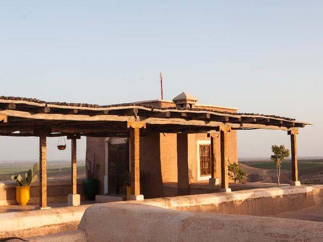 8 Days Luxe Yoga Retreat Morocco
