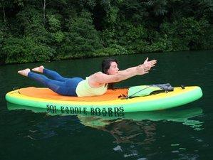 5 Day Respira Yoga Water Retreat at Chilamate Rainforest Eco-Retreat, Puerto Viejo
