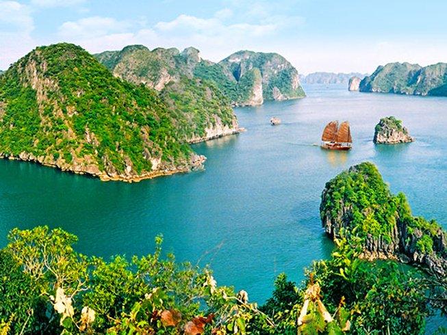11 Days Tai Chi and Yoga Retreat in Vietnam