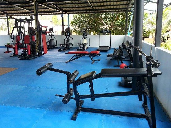 28 Days Muay Thai or Boxing School in Pattaya, Thailand