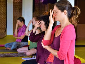 28 Days 200-Hour Yoga for Health Care (Yoga Therapy) Teacher Training in Goa, India