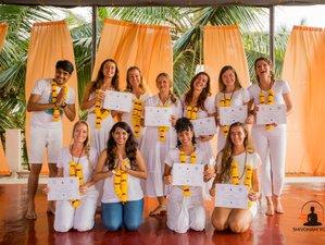 7 Day Meditation and Yoga Retreat in Rishikesh