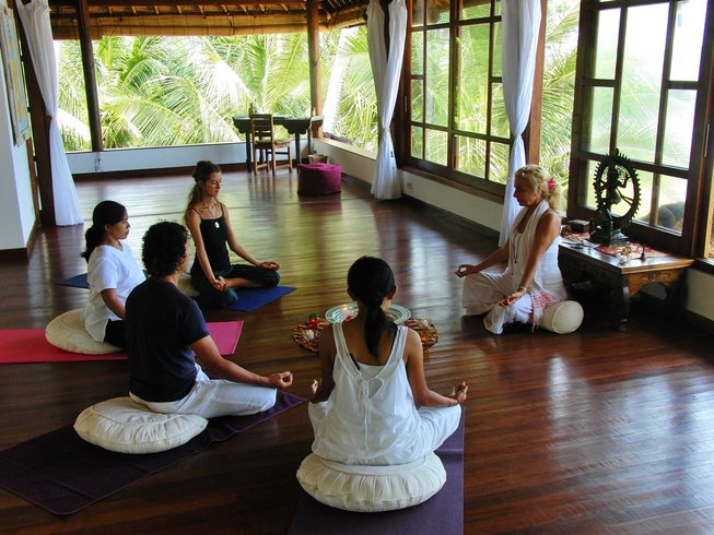 8 Days Divine Christmas Yoga Retreat in Bali