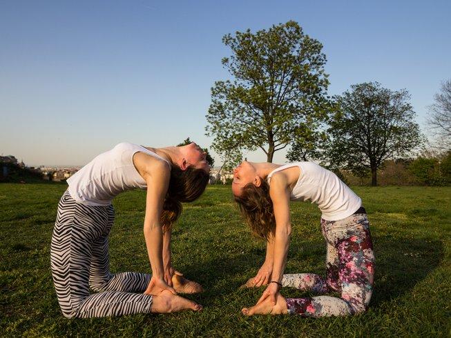 3 días retiro de yoga y meditación en Dömös, Hungría