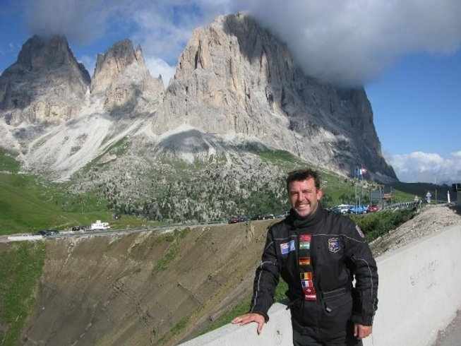 17 Days Guided Italy Motorcycle Tour