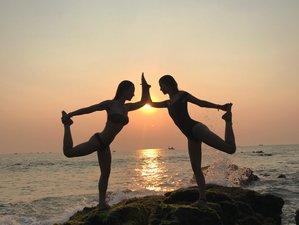 8 jours en retraite thérapeutique de yoga et médecines douces à Goa, Inde