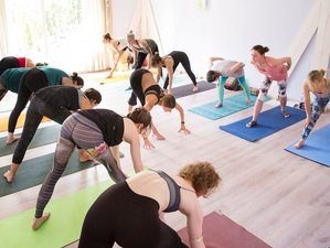 7 Day Transformation of Life: Yoga Retreat in Cadiz, Andalusia, Spain