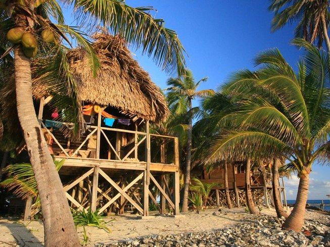 7 Days Multi Types Belize Surf Camp