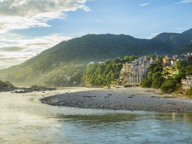 6 Tage Meditation & Yoga Urlaub in Rishikesh, Indien