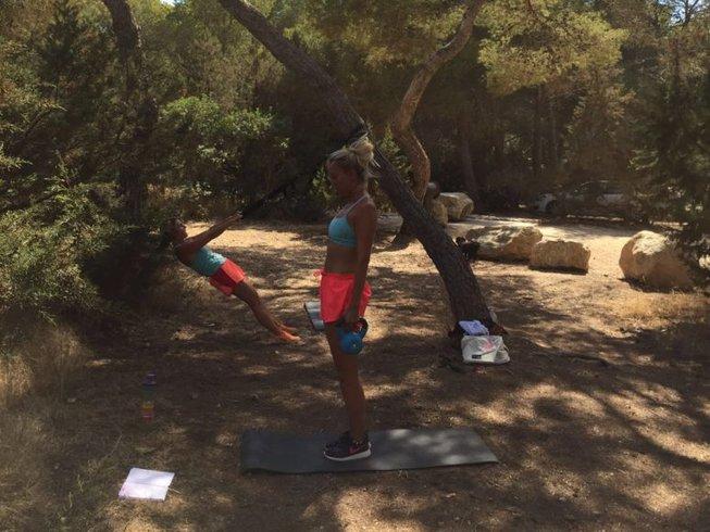 6 jours en stage de yoga, fitness et alimentation saine pour se ressourcer à Ibiza, Espagne