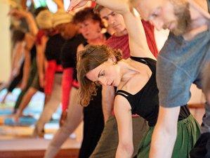 22 Day 200-Hour Tantra Yoga Arts Shamanism Yoga Teacher Training in Lake Constance, Steckborn