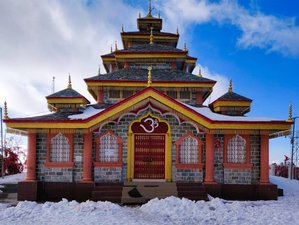 8 Day Yoga and Adventure Travel Retreat in Himalayas