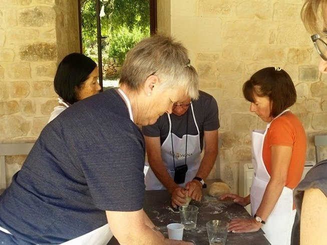 9 Days Italy Wine Tasting and Cooking Holiday