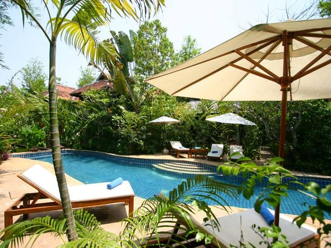 12 Days Relaxing Yoga Retreat in Thailand