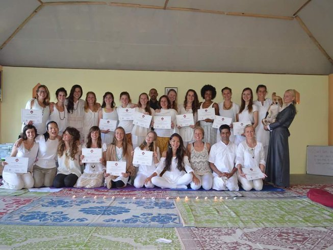 29 Days 200-Hour Somatic Yoga Teacher Training in Bali, Indonesia