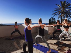 7 Days Enliven Surf and Yoga Retreat Algarve, Portugal