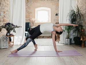 23 Day 200-Hour Grounded and Graceful Yoga Teacher Training in Bilbao