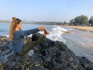 23 Day 200-Hour Multi-Style Yoga Teacher Training in Marhamchurch, Cornwall