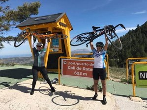 8 Days Women's Cycling Holiday in Spain