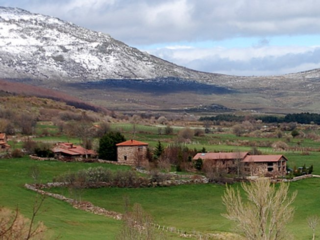 7 días vacaciones de yoga en la Montaña Palentina, España