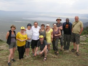 6 Days Mount Kilimanjaro Hiking Safari