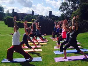 4 Days Weekend Yoga Retreat in UK