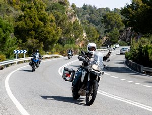 7 Day Self-Guided Motorcycle Tour through the best of Andalusia, Spain
