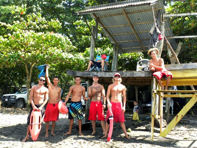 5 Days Fascinating Costa Rica Surf Camp