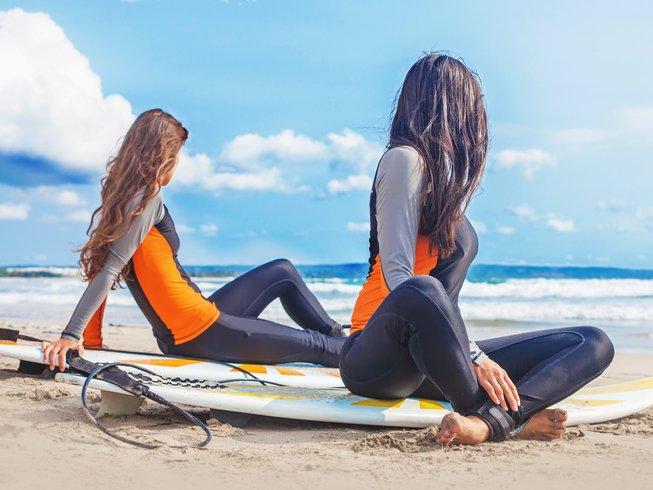 7 Days Surf Camp Canary Island, Spain