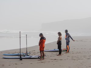 8 Day Stand Up Paddle Surf Progression in Aljezur, West Algarve