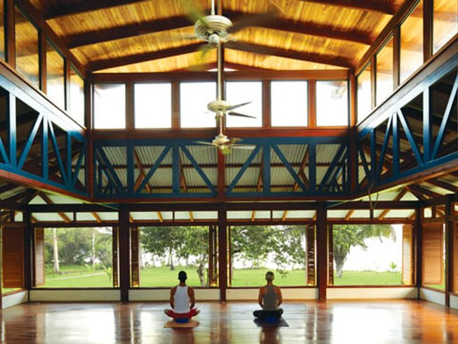 8 Days Yoga Family Vacation in Costa Rica