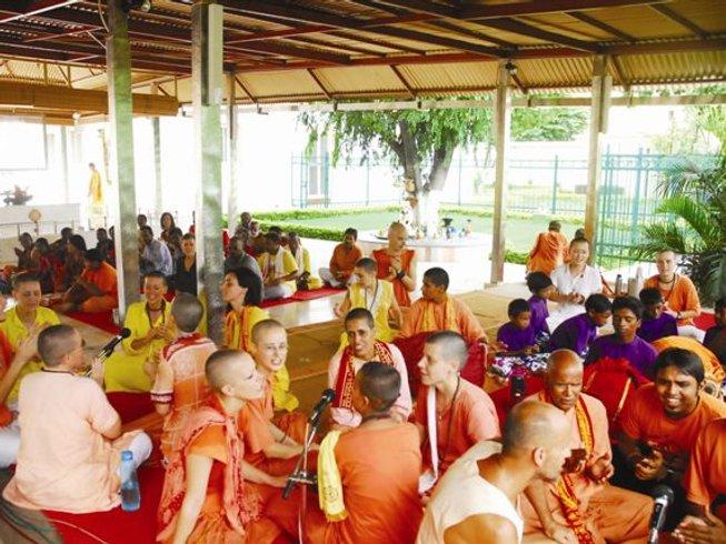 7 Days Prana Vidya India Yoga Retreat