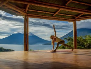 4 Day ReTreat Yourself: Personal Yoga Retreat in the Forests of Guatemala in San Marcos La Laguna