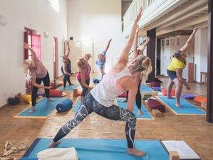 8-Daagse Transformatiereis Yoga & Coaching in Pedrogao Grande