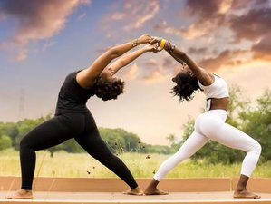 15 Day Yoga's Africa Roots Yoga Teacher Training and Retreat in Accra