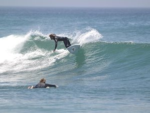 7 Days Senegal Surf Camp in Dakar